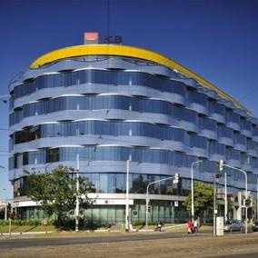 Balabenka Office Building, Praha 8, ul. Českomoravská 2408