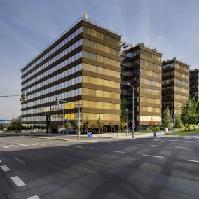 BB Centrum Budova DELTA, Praha 4 Michle, Vyskočilova 4a