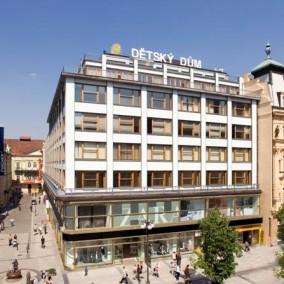 Dětský Dům, Praha 1 Staré Město, Na Příkopě 15