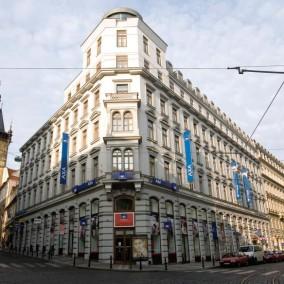 Lazarská Business Center, Praha 2 Nové Město, Lazarská 8