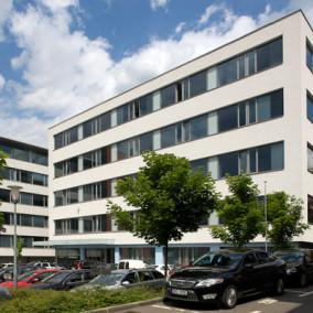 Nagano Office Park, Praha 3 U Nákladového nádraží 6 – 10