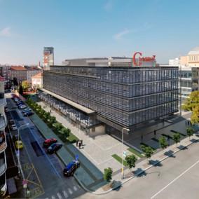 Classic 7 Business Park, Praha 7 Holešovice, Jankovcova 49
