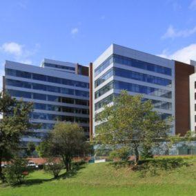 Coral Office Park, Praha 5 Nové Butovice, Bucharova 2
