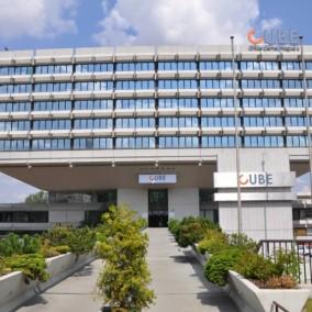CUBE Office Center, Praha 6 Vokovice, Evropská 178