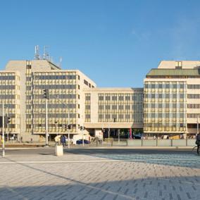 Hradčanská Office Center, Praha 6 Hradčany, Milady Horákové 109
