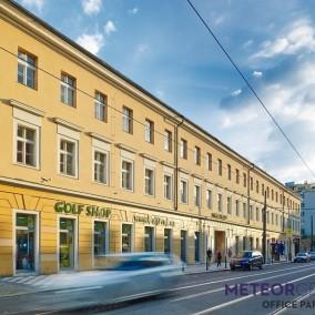 Meteor Centre Office Park A / B, Praha 8 Karlín, Sokolovská 94