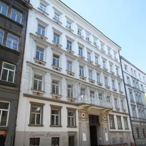 City Business Residence, Praha 1 Nové Město, Krakovská 7