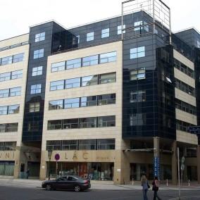 Burzovní Palác Office Center, Praha 1 Rybná 14