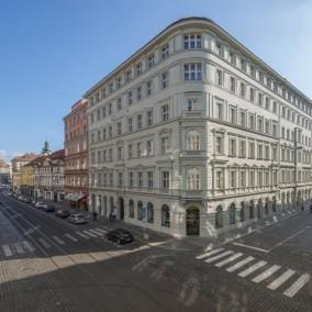 Jindřišská 16, Praha 1 Nové Město