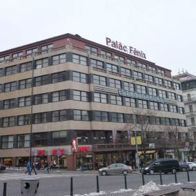Palác Fénix, Praha 1 Václavské náměstí 56