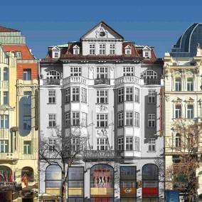 VN9, Praha 1 Václavské náměstí 9