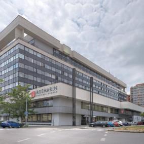 Rosmarin Business Center, Praha 7, Dělnická 12