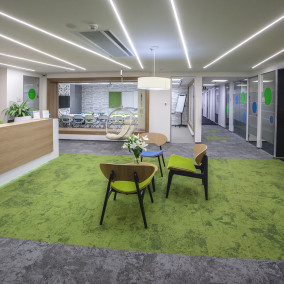 Flora Office Center, Praha 3, Vinohradská 151
