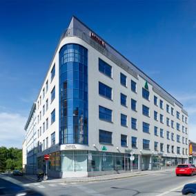 Palmovka Business Centre, Praha 8, Na Žertvách 29