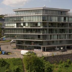 River Business Centre, Praha 5 Smíchov, Strakonická 2d