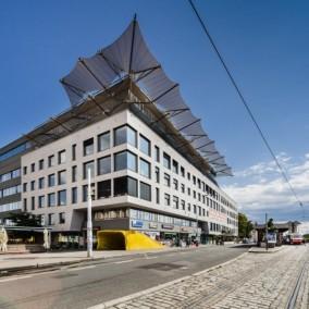 Factory Office Center, Praha 5 Smíchov, Nádražní 32