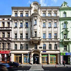 Jungmannova Plaza, Praha 1 Jungmannova 24