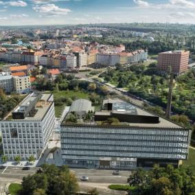 Palmovka Open Park, Praha 8 Libeň, Voctářova 20