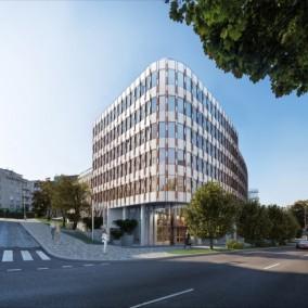 Prime Office Building, Praha 4 Pankrác, Lomnického 13