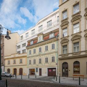 Truhlářská 13-15, Praha 1 Nové Město