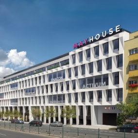 Mayhouse, Praha 4 Pankrác, ul. 5. května