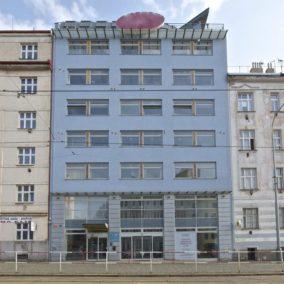 Palmovka Point, Praha 8 Libeň, Na Žertvách 34