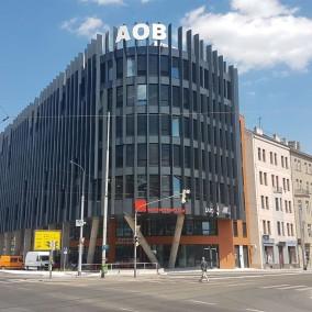 Argentinská Office Building, Praha 7 Holešovice, Plynární 25