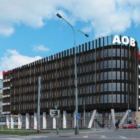 Argentinská Office Building, Praha 7 Holešovice, Argentinská ul.