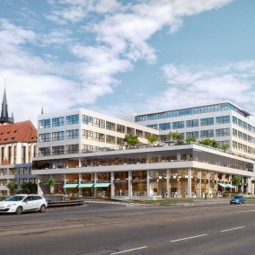 Bubenská 1, Praha 7 Holešovice