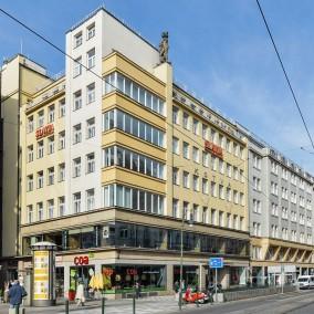 Revoluční 1 a 3, Praha 1 Nové Město, Revoluční ul.