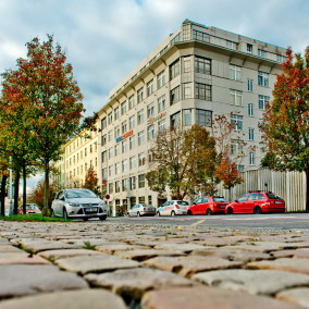 Metropolitan Building, Praha 7 Holešovice, U Uranie 18