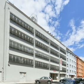 DOX + offices, Praha 7 Holešovice, Poupětova 3