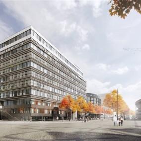 Harfa Business Center, Českomoravská 19, Praha 9 Vysočany