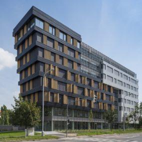 Tetris Office Building, Praha 4, Budějovická 15a
