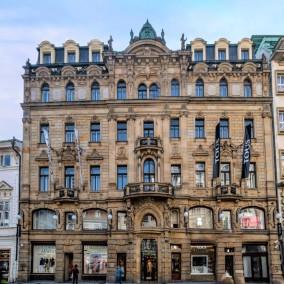 Mango Building, Praha 1 Staré Město, Na Příkopě 8