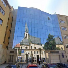 Solitaire Offices, Praha 1 Nové Město, Klimentská 10 / Soukenická 13