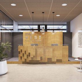 West Flexi Offices, Praha 5 Stodůlky, Siemensova 4